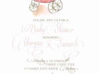 Babyparty Einladungskarten Schön Shower Invitations Baby Beautiful Baby Shower Einladung Babyparty