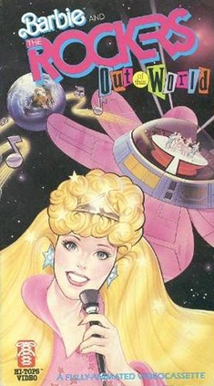 Barbie Filme Deutsch Elegant Barbie and the Rockers Out Of This World