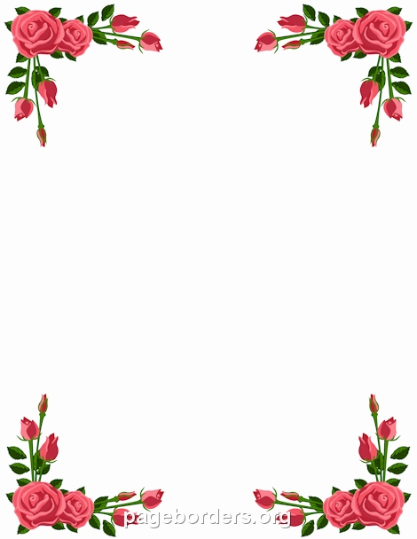 Bilder Rosen Kostenlos Elegant Pin by Muse Printables On Page Borders and Border Clip Art