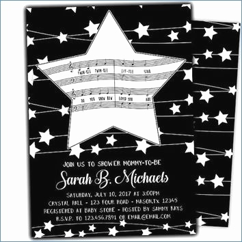 Black and White Party Einladung Genial Red Black and White Baby Shower Invitations Nmelks