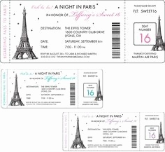 Boarding Pass Einladung Schön Boarding Pass Invitation Save the Date Template Basic & Other