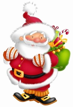 Clipart Kostenlos Weihnachten Frisch Pin by Pamela R Meyers On Everything Santa Claus 3