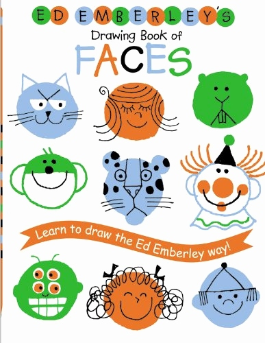 Comics Zeichnen Lernen Anleitung Inspirierend Ed Emberley S Drawing Book Of Faces Ed Emberley Drawing Books