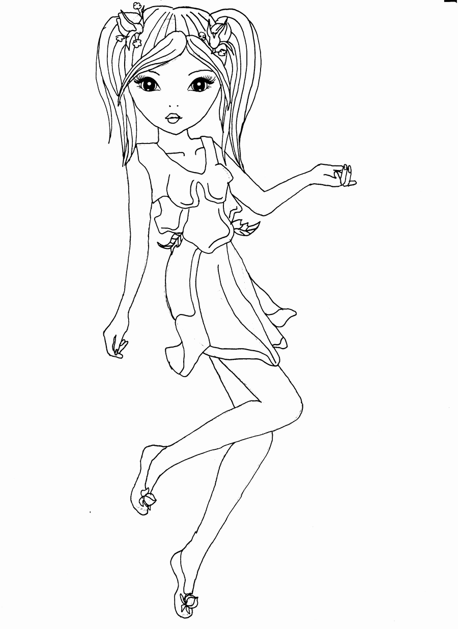 Create Your topmodel Ausmalbilder Best モデムColoring Pages