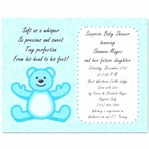 Einladung Babyparty Text Luxus 18 Perfect Baby Shower Quotes for Boy Snapshots