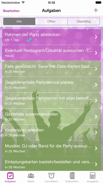 Einladungskarten App Best Party Planner App for Ios