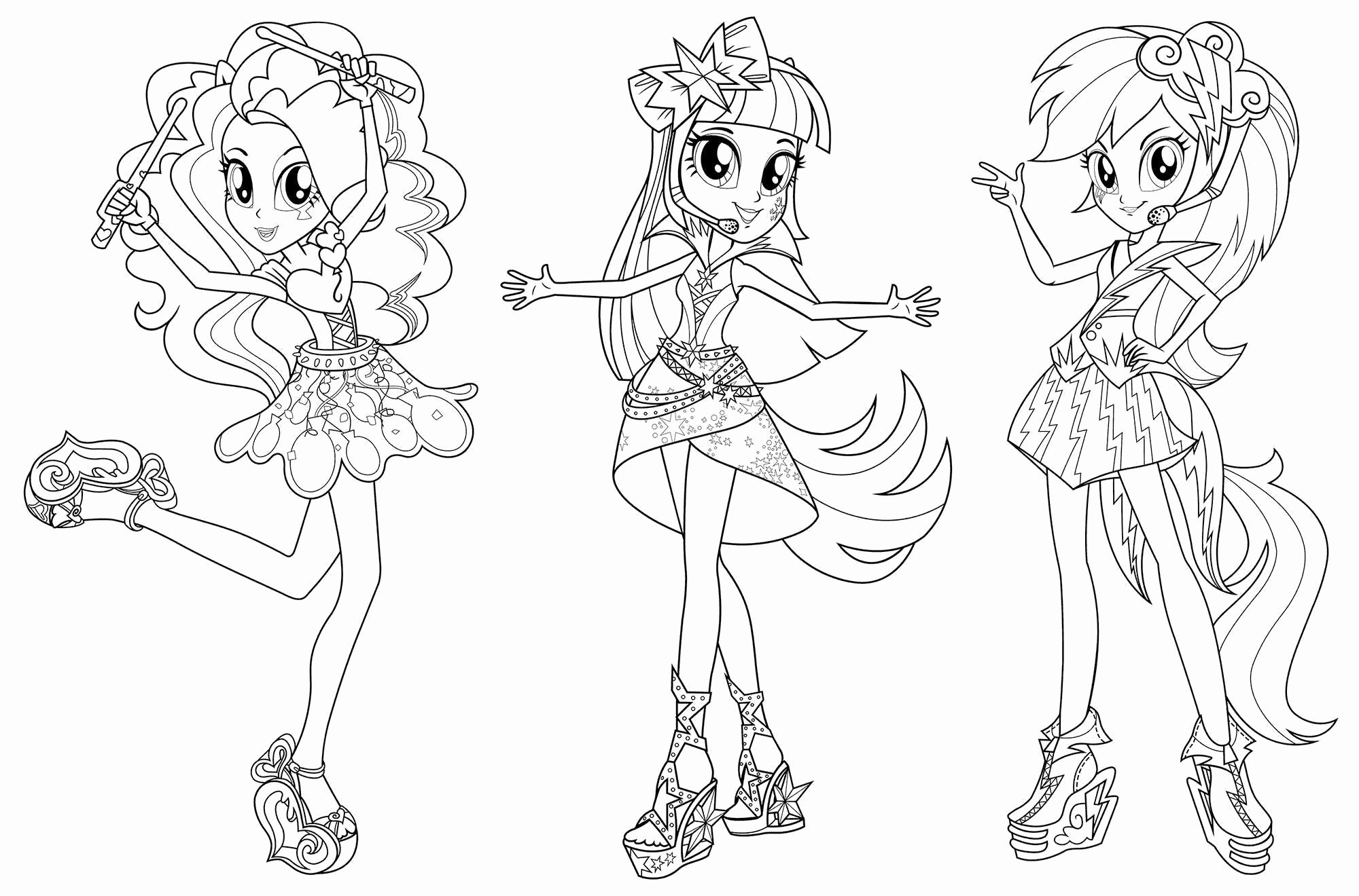 Equestria Girls Spiele Schön 24 My Little Pony Equestria Girl Coloring Pages Download