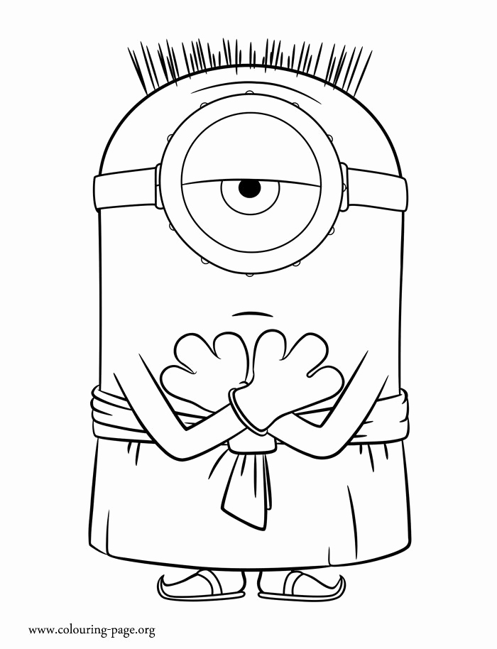 Geburtstagskarten Zum Ausmalen Best Enjoy with This Free Minions Movie Coloring Page In This Picture
