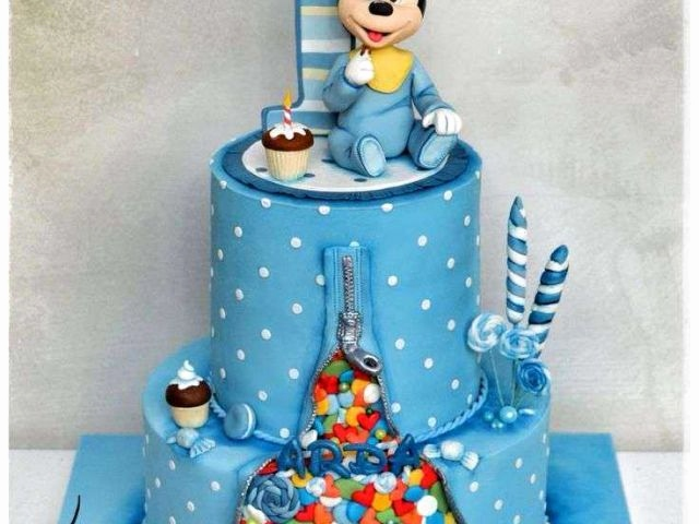 Geburtstagstorte Fur Kleinkinder Schön Birthday Cake for Baby Boy Media Cache Ak1 Pinimg originals 7a 0d Ba