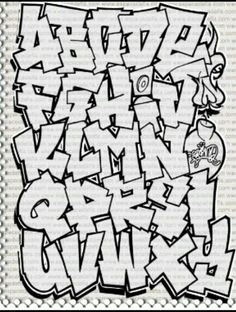 Graffiti Alphabet Vorlagen Inspirierend Difficult Color by Number Coloring Pages for Adults Google Search