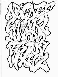 Graffiti Schrift 3d Best Easy Graffiti Letters Alphabet Google Search Idk