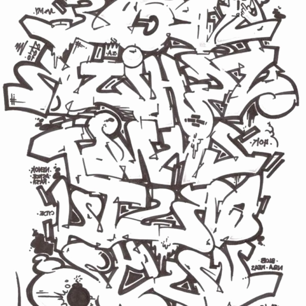 Graffiti Schrift 3d Luxus Graffiti Letter Alphabet Styles Az Archidev