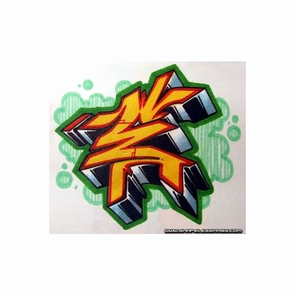 "Graffiti Schrift 3d Neu 3d Graffiti Bubble Letter ""e"" Graffiti Art"