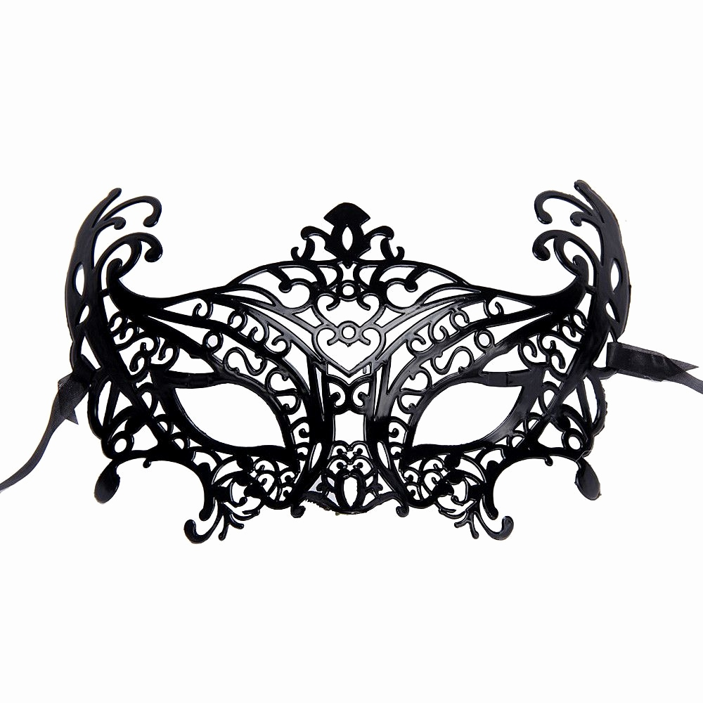 Halloween Masken Basteln Best Y Venetian Masquerade Hollow Upper Half Face Mask for Halloween