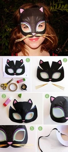 Halloween Masken Basteln Neu 200 Best Maske Images On Pinterest In 2018