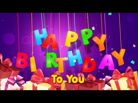 Happy Birthday Animiert Mit Musik Luxus This Traditional Happy Birthday song Video From Infobells is Sure to
