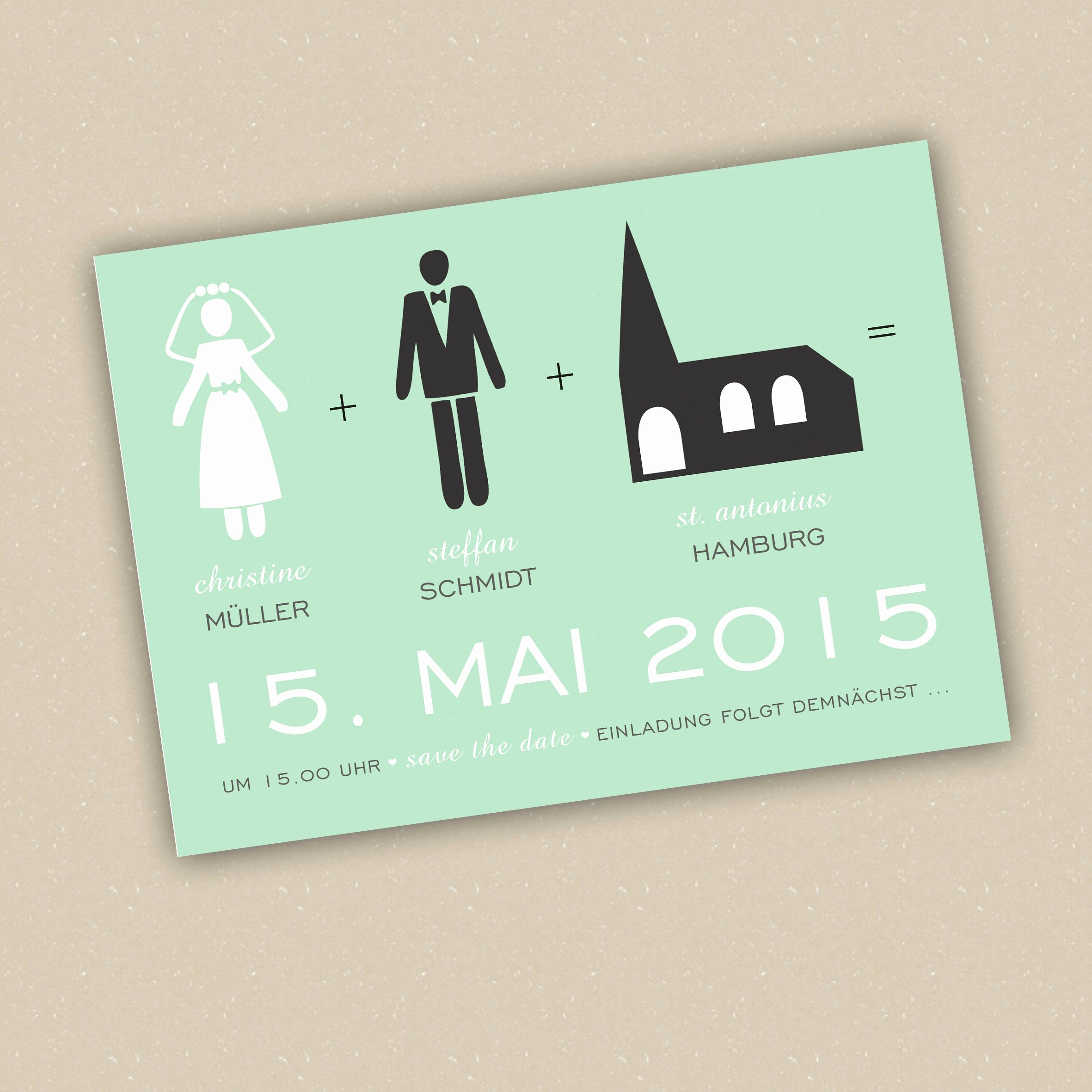 Hochzeitskarten Koln Best Inspirational Cute Dick and Jane Save the Date Cards