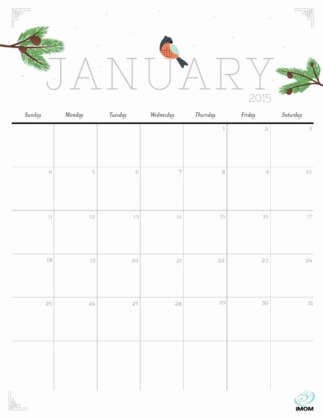 Kalender Zum Selber Basteln Luxus 20 Free Printable Calendars to Ring In the New Year