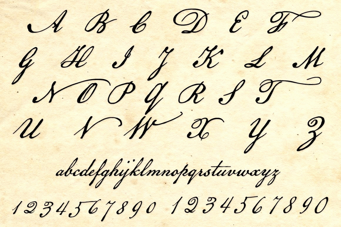 Kalligraphie Schrift Generator Inspirierend Image for Larger View Calligraphy
