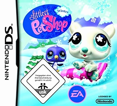 Little Pet Shop Spiele Einzigartig Littlest Pet Shop Winter Amazon Games