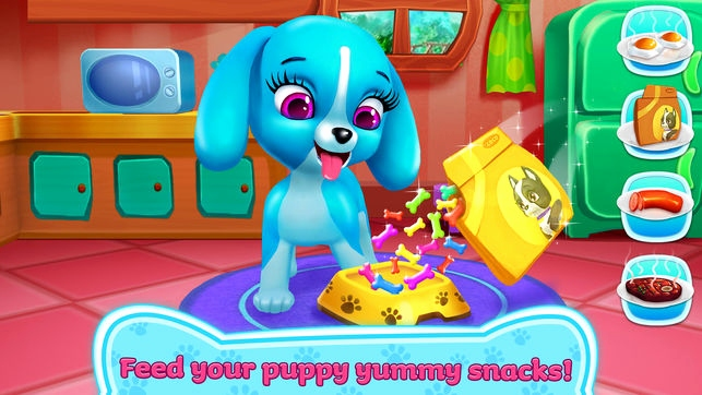 Little Pet Shop Spiele Elegant My Puppy Love On the App Store