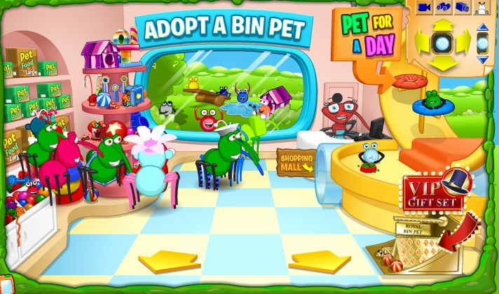 Little Pet Shop Spiele Frisch Bin Pet Shop