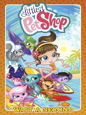 Little Pet Shop Spiele Frisch Littlest Pet Shop Series · Overdrive Rakuten Overdrive Ebooks