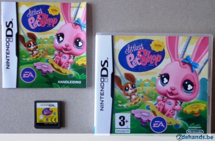 Little Pet Shop Spiele Inspirierend Littlest Pet Shop Tuin Voor De Nintendo Ds Pleet Te Koop