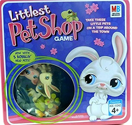 Little Pet Shop Spiele Luxus Amazon Littlest Pet Shop Game In Collectors Tin toys & Games