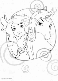 Mia and Me Malvorlagen Einzigartig Mia and Me Coloring Pages Coloring for Kids Coloring Mia and Me