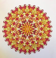 Mia and Me Mandala Frisch 149 Best Finished Mandalas In Color Images On Pinterest