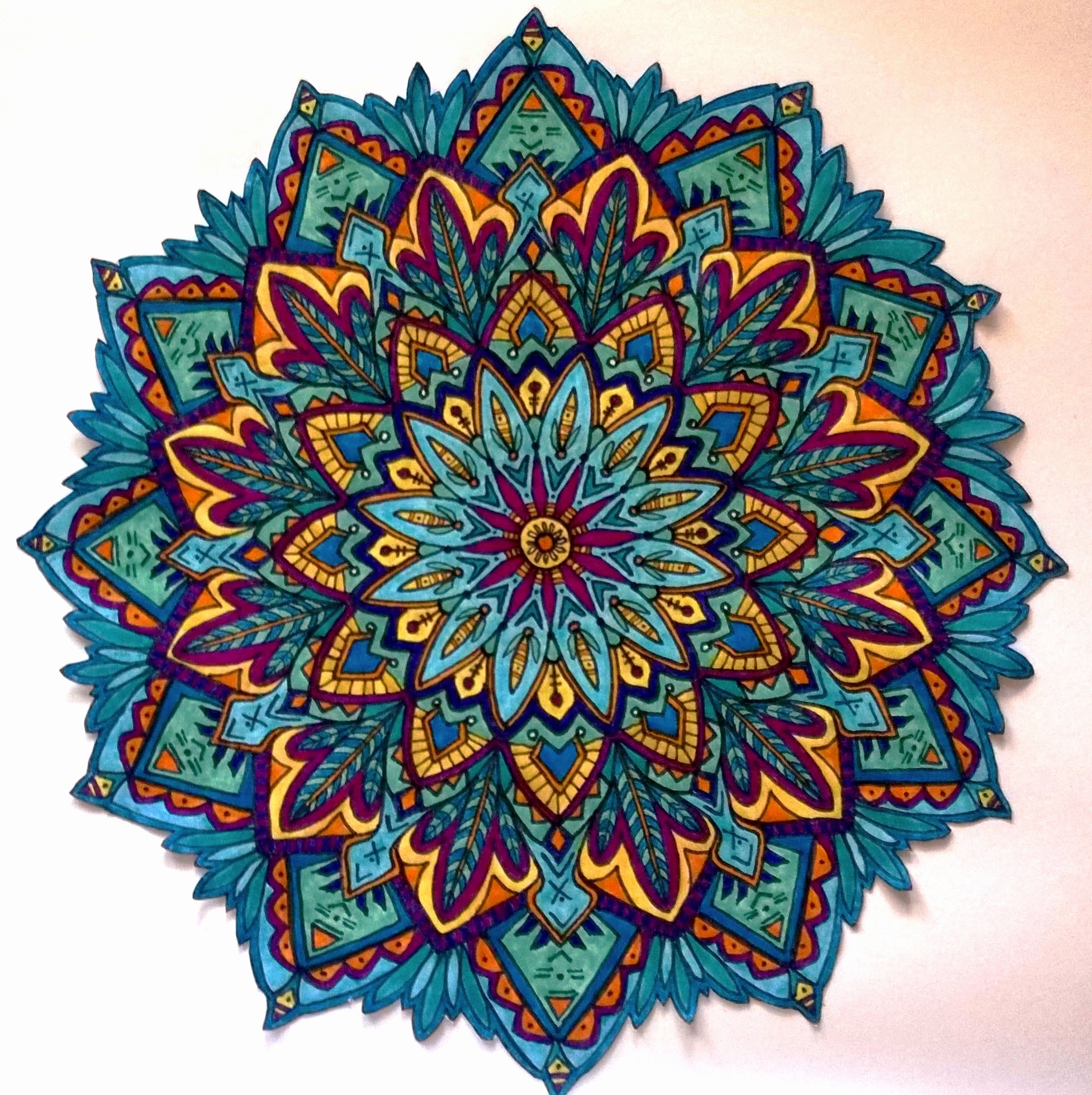 Mia and Me Mandala Inspirierend Chris This is A Perfect Example Of the Coloring that I D Like for
