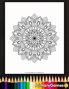 Mia and Me Mandala Schön 714 Best Free Mandalas to Colour Images On Pinterest