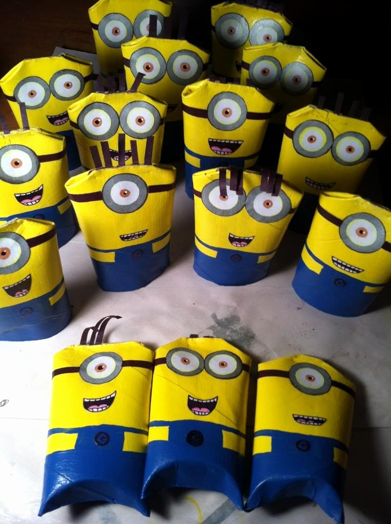 Minions Selber Basteln Luxus toilet Paper Tube Minions Paper Crafts Scrapbooking & atcs