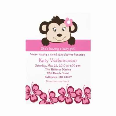 Minnie Mouse Einladungskarten Genial Custom Baby Shower Invitations Elegant Baby Shower Einladung