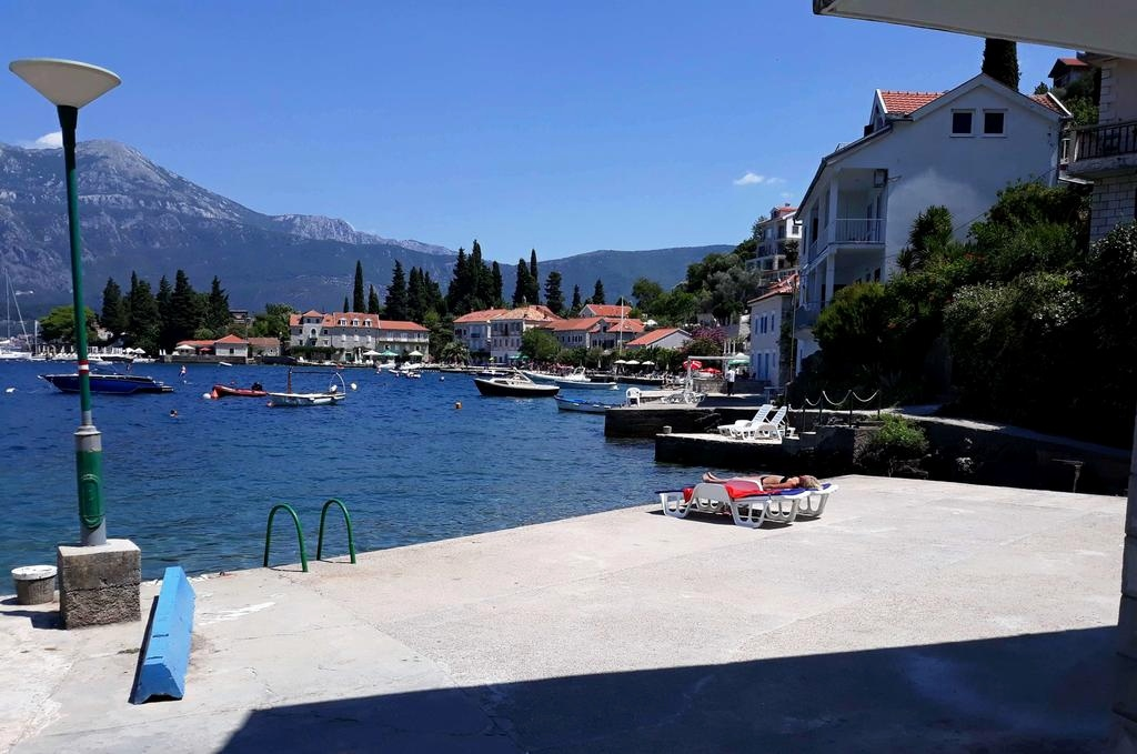 Nikolaus Karten Luxus Appartement Velike Rose Montenegro Luštica Booking