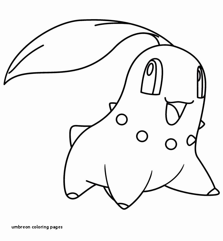 Pokemon Zum Ausmalen Best 21 Umbreon Coloring Pages