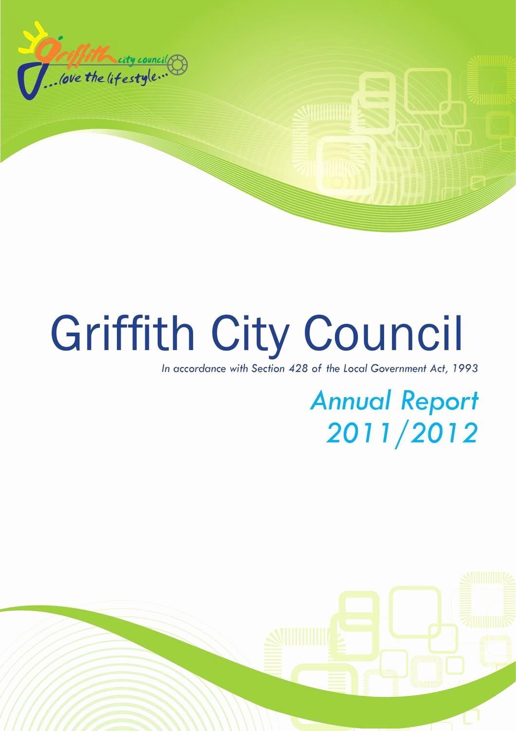 Portfolio Kindergarten Muster Genial 2011 12 Annual Report by Griffith City Council issuu