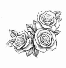Rosen Bilder Zum Ausdrucken Luxus 69 Best Rosen Tattoo Images On Pinterest