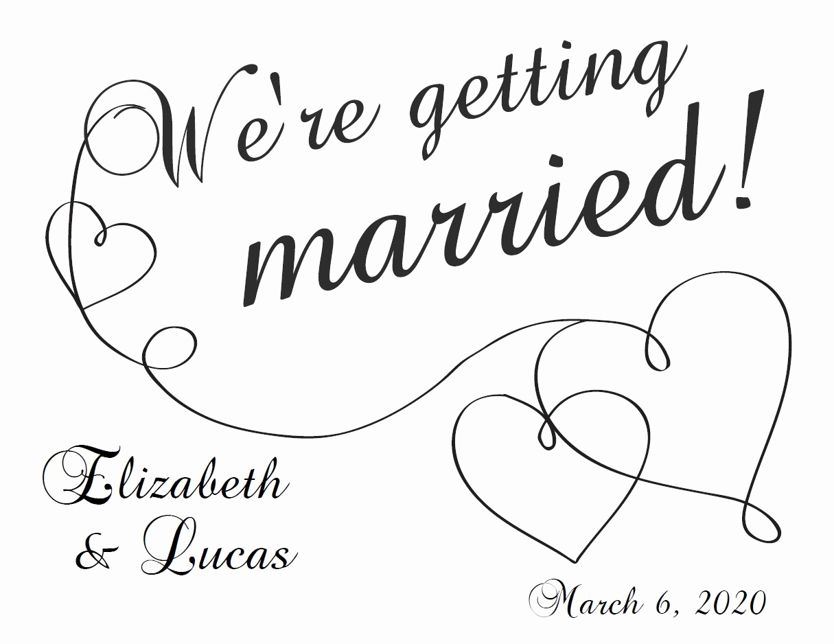 Save the Date Karten Text Inspirierend 11 Free Save the Date Templates