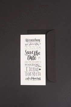 Save the Date Karten Text Neu 55 Best Papeterie Mit Handlettering Images On Pinterest