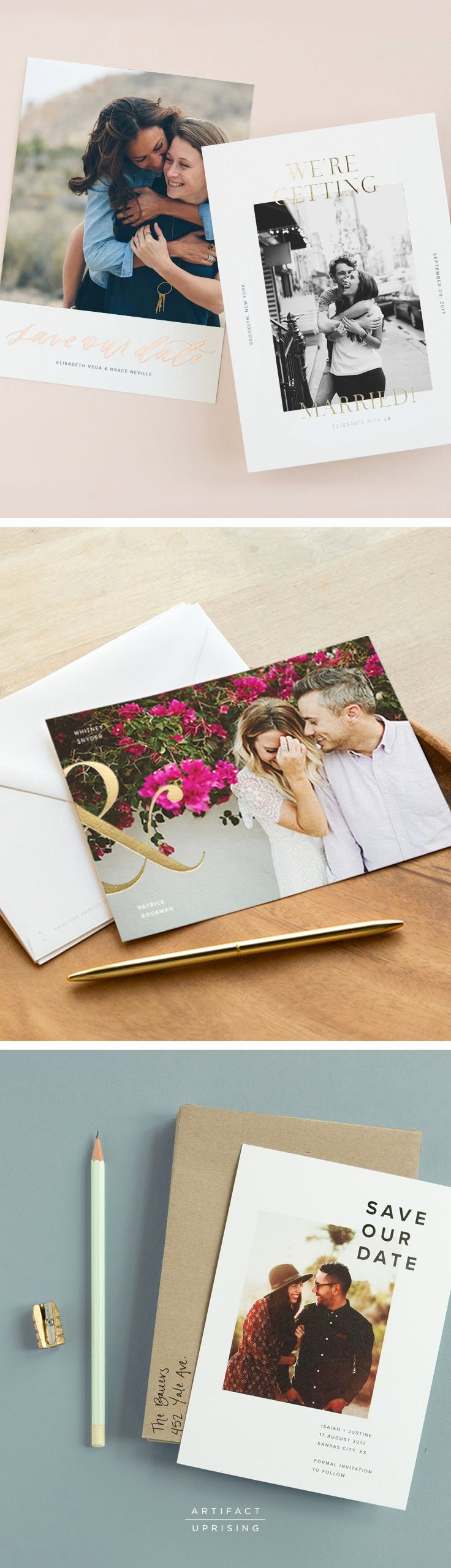 Save the Date Karten Text Neu Make It Official with Artifactuprsng S Save the Dates Elevated
