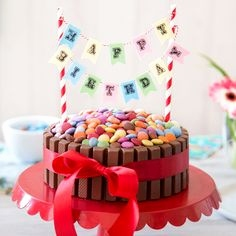 Smarties Kitkat Kuchen Frisch 8 Best Kuchen Images On Pinterest