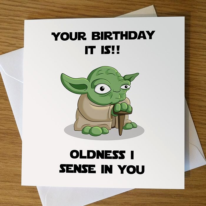 Star Wars Einladung Inspirierend Star Wars Birthday Card Sayings Inspirational Yoda Happy Birthday