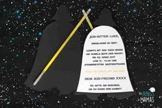 Star Wars Einladung Schön Star Wars Party Invite if My son is Into Star Wars We Re Doing