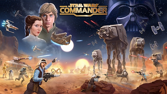 Star Wars Online Game Kostenlos Einzigartig Star Wars™ Mander Apps On Google Play