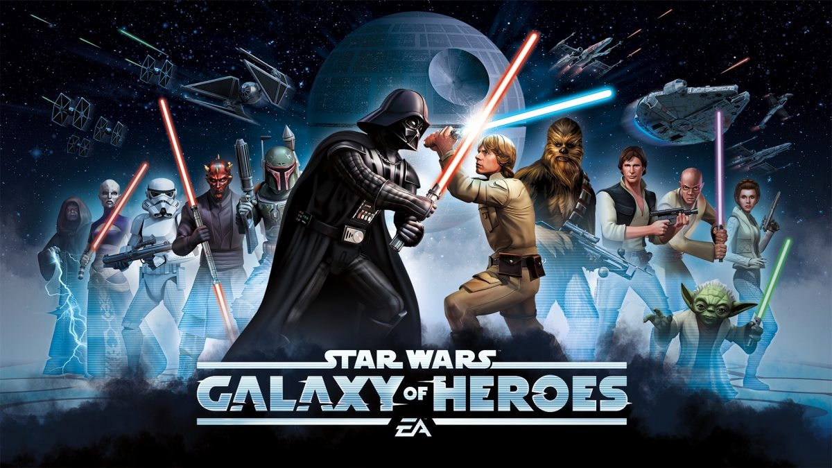 Star Wars Online Game Kostenlos Elegant Star Wars™ Galaxy Of Heroes Free Mobile Game Ea Ficial Site