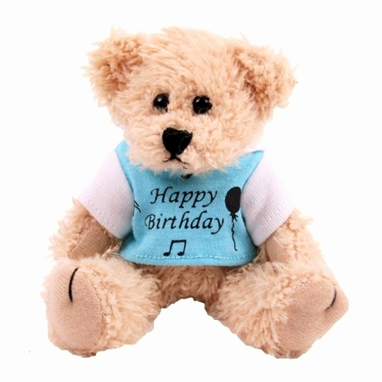 Teddy Gruskarten Best Teddy Grußkarten Genial Teddybär Mit Shirt Happy Birthday Jyipp