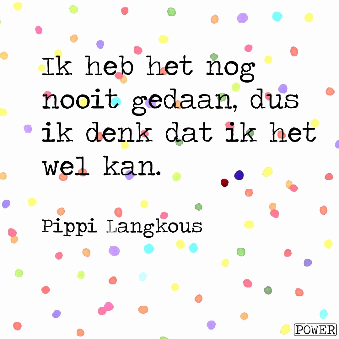Text Pippi Langstrumpf Schön toffe Quote Van Pippi Langkous Illustratie thefountainfactory