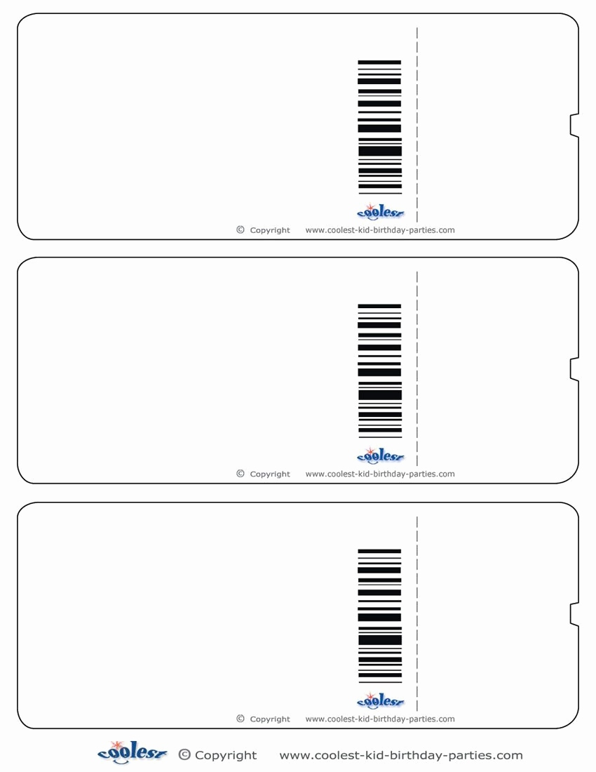 Ticket Vorlage Kostenlos Einzigartig Blank Printable Airplane Boarding Pass Invitations Coolest Free